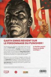Verso de Punisher - Soviet