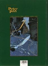 Verso de Peter Pan (Loisel) -6- Destins