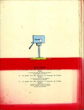 Verso de Charlie Brown (Dargaud) -HS4- le grand livre des questions et réponses de Charlie Brown aux sujets de tous les peuples du monde et de leur mode de vie