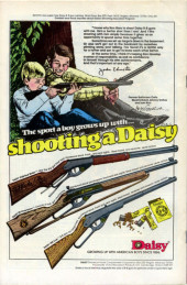 Verso de Secret Society of Super-Villains (The) (DC comics - 1976) -10- Issue # 10