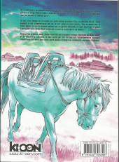 Verso de Golden Kamui -19- Tome 19