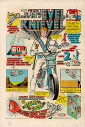 Verso de The outlaw Kid Vol.2 (Marvel - 1970) -20- The Riddle of Scorpion Creek