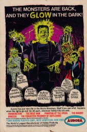 Verso de Witching Hour (The) (DC comics - 1969) -5- The Witching Hour #5