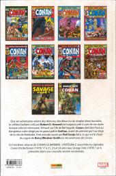 Verso de Conan le barbare : l'intégrale -3- 1972-1973