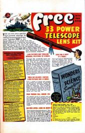 Verso de Mystic comics Vol.2 (Timely comics - 1944) -2- Issue # 2