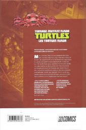Verso de Teenage Mutant Ninja Turtles - Les Tortues Ninja (HiComics) -11- Leatherhead