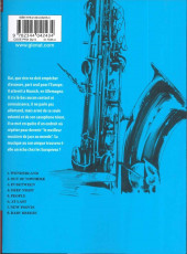 Verso de Blue Giant Supreme -1- Tome 1