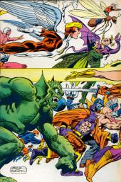 Verso de Official handbook of the Marvel Universe Vol.2 - Deluxe Edition (1985) -1- Abomination To Batroc's Brigade