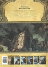 Verso de Orcs & Gobelins -9- Silence