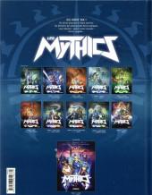Verso de Les mythics -10- Chaos