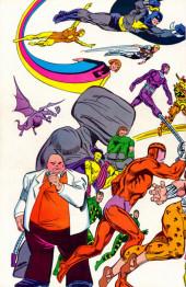 Verso de Official handbook of the Marvel Universe Vol.2 - Deluxe Edition (1985) -7- Khoryphos to Magneto