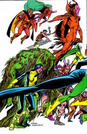 Verso de Official handbook of the Marvel Universe Vol.2 - Deluxe Edition (1985) -8- Magus To Mole Man