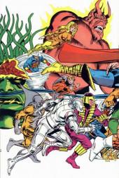 Verso de Official handbook of the Marvel Universe Vol.2 - Deluxe Edition (1985) -13- Super-Adaptoid To Umar