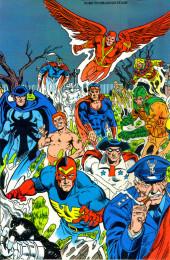 Verso de Official handbook of the Marvel Universe Vol.2 - Deluxe Edition (1985) -19- Book of the Dead Part 4