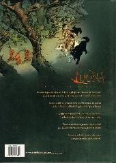 Verso de Luuna -3- Dans les traces d'Oh-Mah-Ah