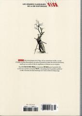 Verso de Les grands Classiques de la BD Historique Vécu - La Collection -20- Les Tours de Bois-Maury - Tome XII : Rodrigo