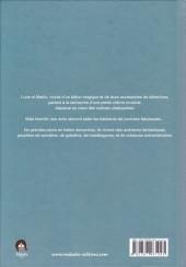 Verso de Lune et Merlin -1- Détectives des collines
