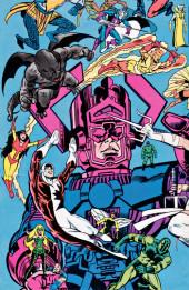 Verso de Official handbook of the Marvel Universe Vol.1 (1983) -4- D-G: From Dragon Man to Gypsy Moth