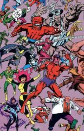 Verso de Official handbook of the Marvel Universe Vol.1 (1983) -6- K-M: From Kang To Man-Bull