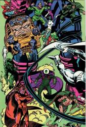 Verso de Official handbook of the Marvel Universe Vol.1 (1983) -7- M: From Mandarin To Mystique