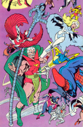 Verso de Official handbook of the Marvel Universe Vol.1 (1983) -10- S: From Shi'ar To Sub-Mariner