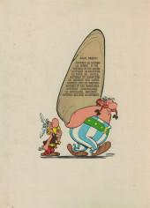 Verso de Astérix -11a1970- le bouclier Arverne