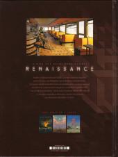 Verso de Renaissance (Duval/Emem) -3- Permafrost