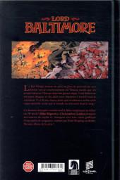 Verso de Lord Baltimore -8- Le royaume écarlate