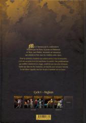 Verso de Les 5 Terres -4- « La même férocité »