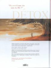 Verso de Détox -2- L'acceptation