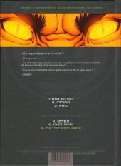 Verso de Harmony -6- Metamorphosis