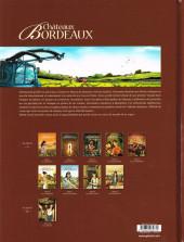 Verso de Châteaux Bordeaux -10- Le groupe