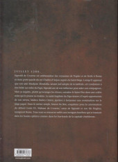 Verso de Les aigles décapitées -30- L'ambassadeur