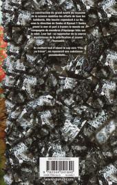 Verso de Dr. Stone -12- Le Secret de la pétrification