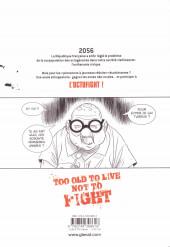 Verso de Octofight -2- De rides et de fureur