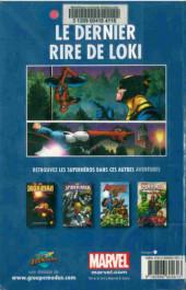 Verso de Avengers (Presses aventure) -2- Le dernier rire de Loki