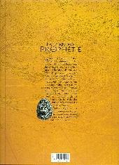 Verso de La dernière Prophétie -3- Sous le signe de Ba'al