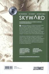 Verso de Skyward -2- Là où naissent les libellules