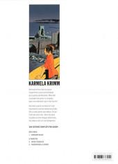 Verso de Karmela Krimm -1- Ramdam Blues
