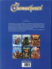 Verso de Les chevaucheurs -6- Les bêtes divines