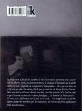 Verso de L'enfant et le Maudit -8- Tome 8