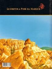 Verso de Le scorpion -5- La vallée sacrée