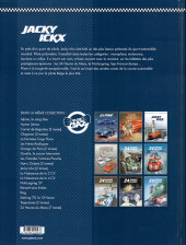 Verso de Jacky Ickx -2- Monsieur le Mans