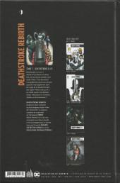 Verso de Deathstroke Rebirth -7- Deathstroke RIP