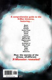 Verso de Official Handbook of the Marvel Universe Vol.4 (Marvel comics - 2004) -1- X-Men 2004