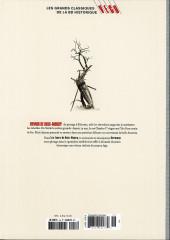 Verso de Les grands Classiques de la BD Historique Vécu - La Collection -19- Les Tours de Bois-Maury - Tome XI : Assunta