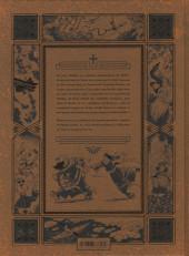 Verso de Odilon Verjus (Les exploits d') -INT1- Intégrale 1