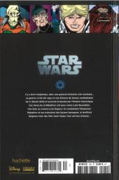 Verso de Star Wars - Légendes - La Collection (Hachette) -120120- Star Wars Classic - #25 à #30