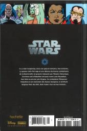 Verso de Star Wars - Légendes - La Collection (Hachette) -121121- Star Wars Classic - Annual #1, #31 à #34