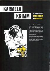 Verso de Karmela Krimm -1HC- Ramdam blues